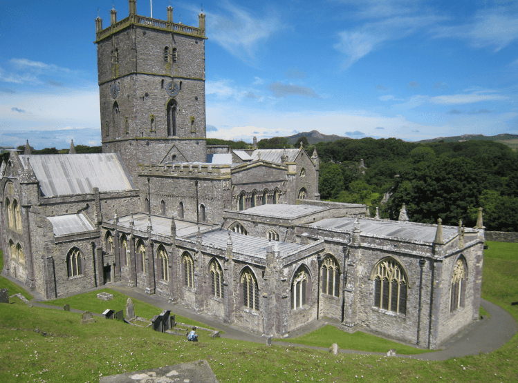 The Cathedral at St. David's