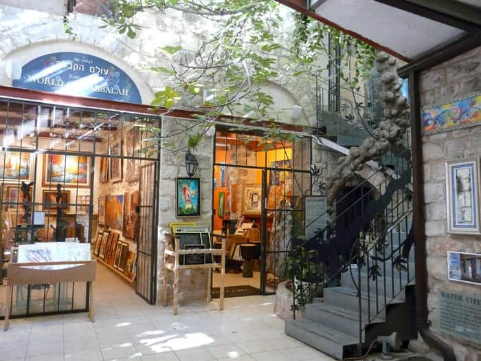 Art stores in Safed