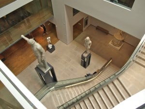 Newly renovated and expanded, the Ashmolean Museum  is walking distance from the University.