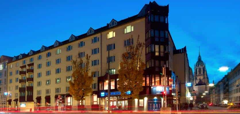 Member hotel recommendations munich imaginative travel for Hotel recommendation
