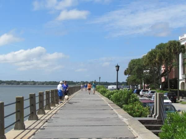 The Charleston Boardwalk