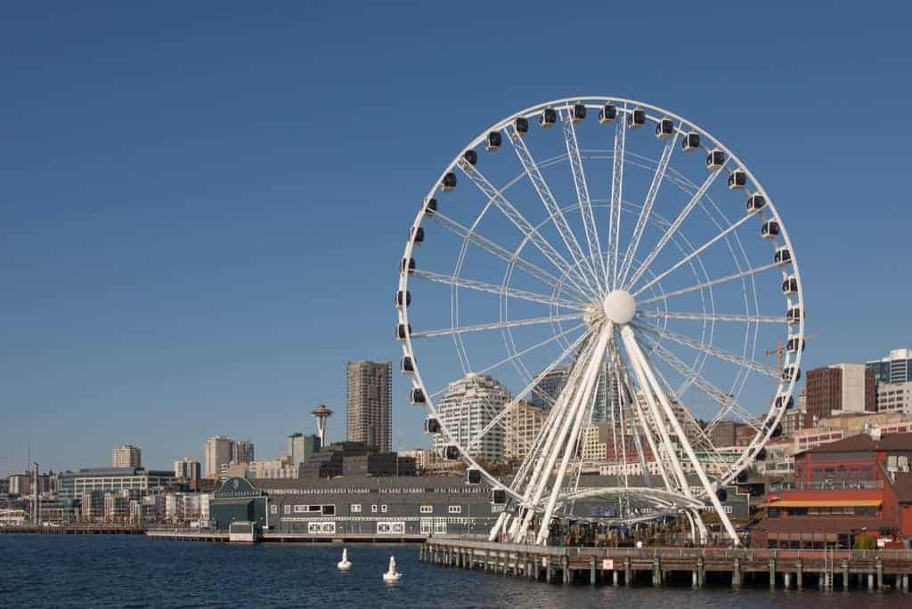 The Great Wheel - Seattle