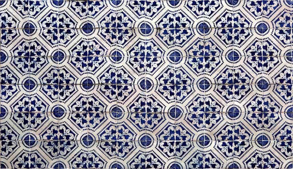 Traditional Portuguese Tile